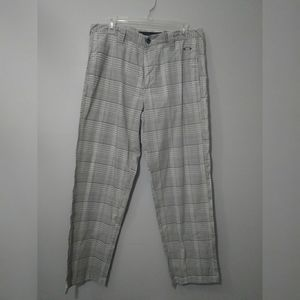 Mens Oakley Swagger 2.0 Plaid Golf Pants 32W